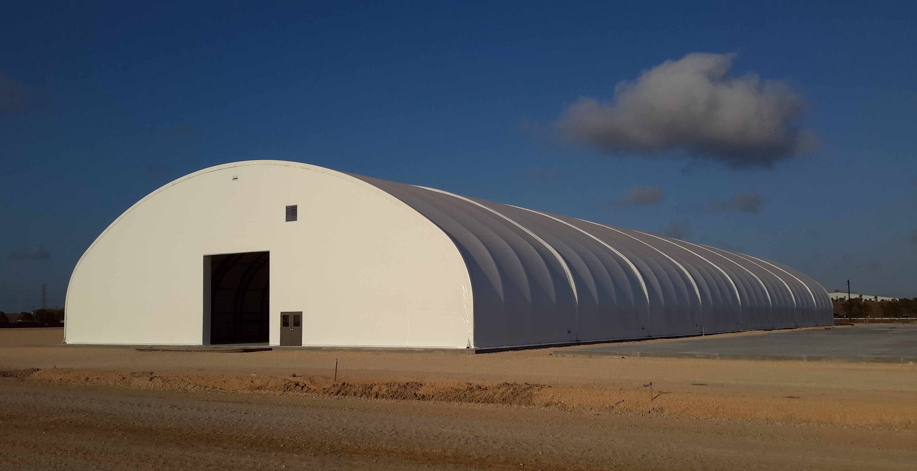 Fabric Structures | Fabric Covered Buildings