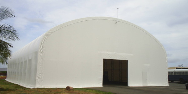 Rapid Deployment Shelter : Rapid deployment fabric shelters swes big top military