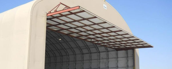 Cargo Storage Fabric Shelters
