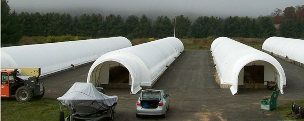 Environmental Fabric Shelters