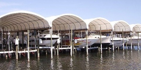 Marine Small Dock Storage