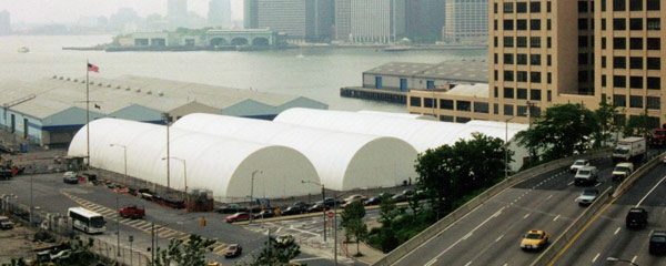 Port Fabric Shelters