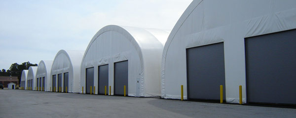 Warehousing Fabric Structures from Big Top