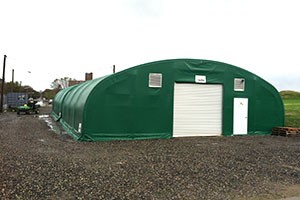 Fabric Storage Buildings