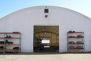 Equipment Storage Buildings