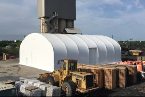 Fabric Storage Building Newark NJ