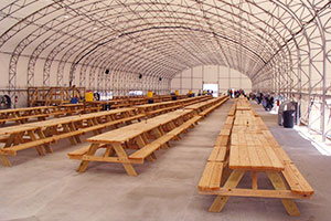 Leed certified buildings big top fabric structures for Benefits of leed certified buildings