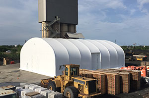 Temporary Fabric Buildings