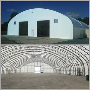 Clear Span Fabric Structures