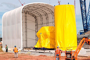 Portable Fabric Buildings