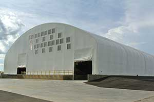 Fabric Quonset Buildings