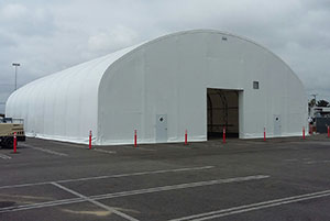 Fabric Tent Structures