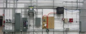 Fabric Structure Accessories, Electrical