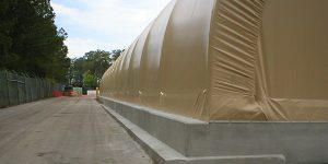 Fabric Structure Accessories, Gutters