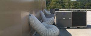 Fabric Structure Accessories, HVAC