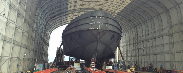 Dry Dock and Graving Dock Covers