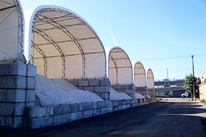 Salt Storage Buildings