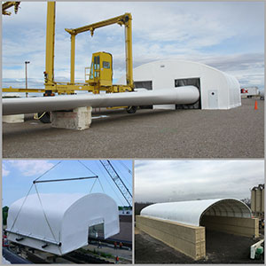 Portable Fabric Structures