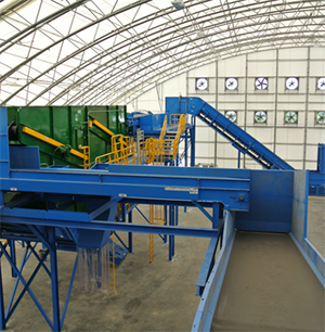 ECUA Recycling Facility