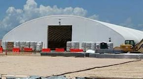 Fabric Buildings for Industrial Use