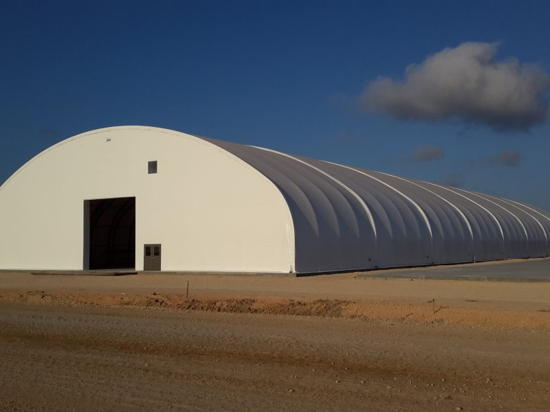 Equipment Storage Building | A Case Study in Oil & Gas
