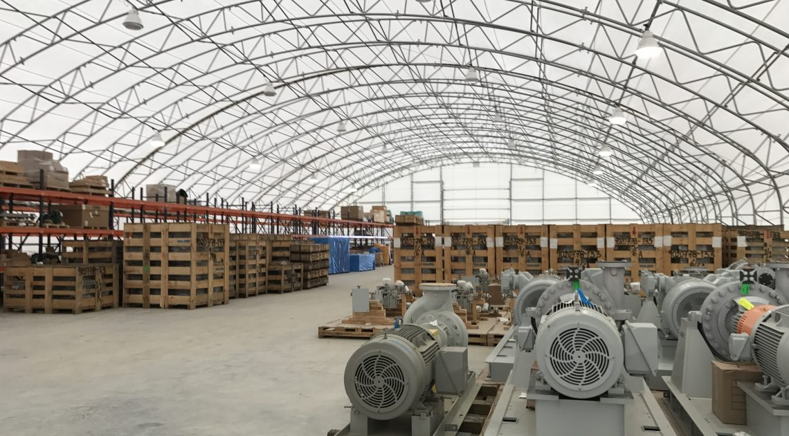 Warehouse | Big Top Fabric Structures