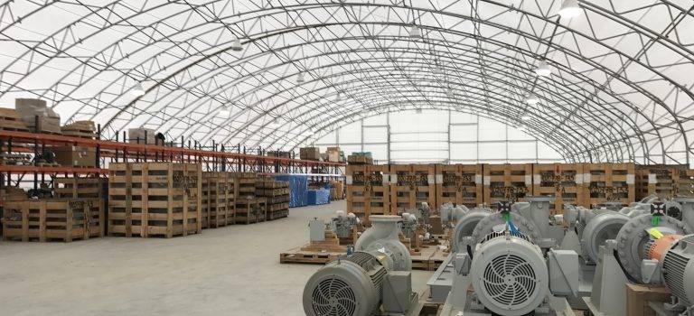 Equipment & Materials Storage
