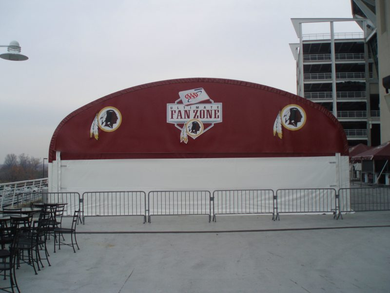 FedExField finds a suitable solution for their VIP hospitality services