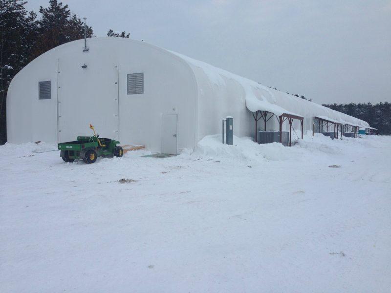 A Major Energy Company Stays Warm All Winter
