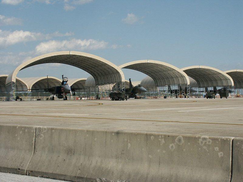 Hangars & Sunshades