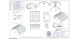 Fabric Structures, Engineering