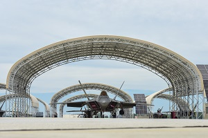 Hangars and Sunshades
