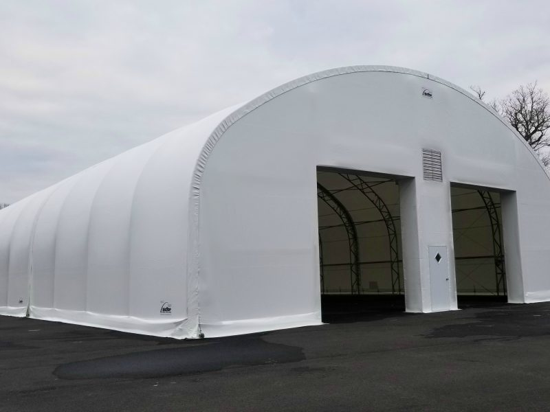 Large Area Maintenance Shelter (LAMS) Systems