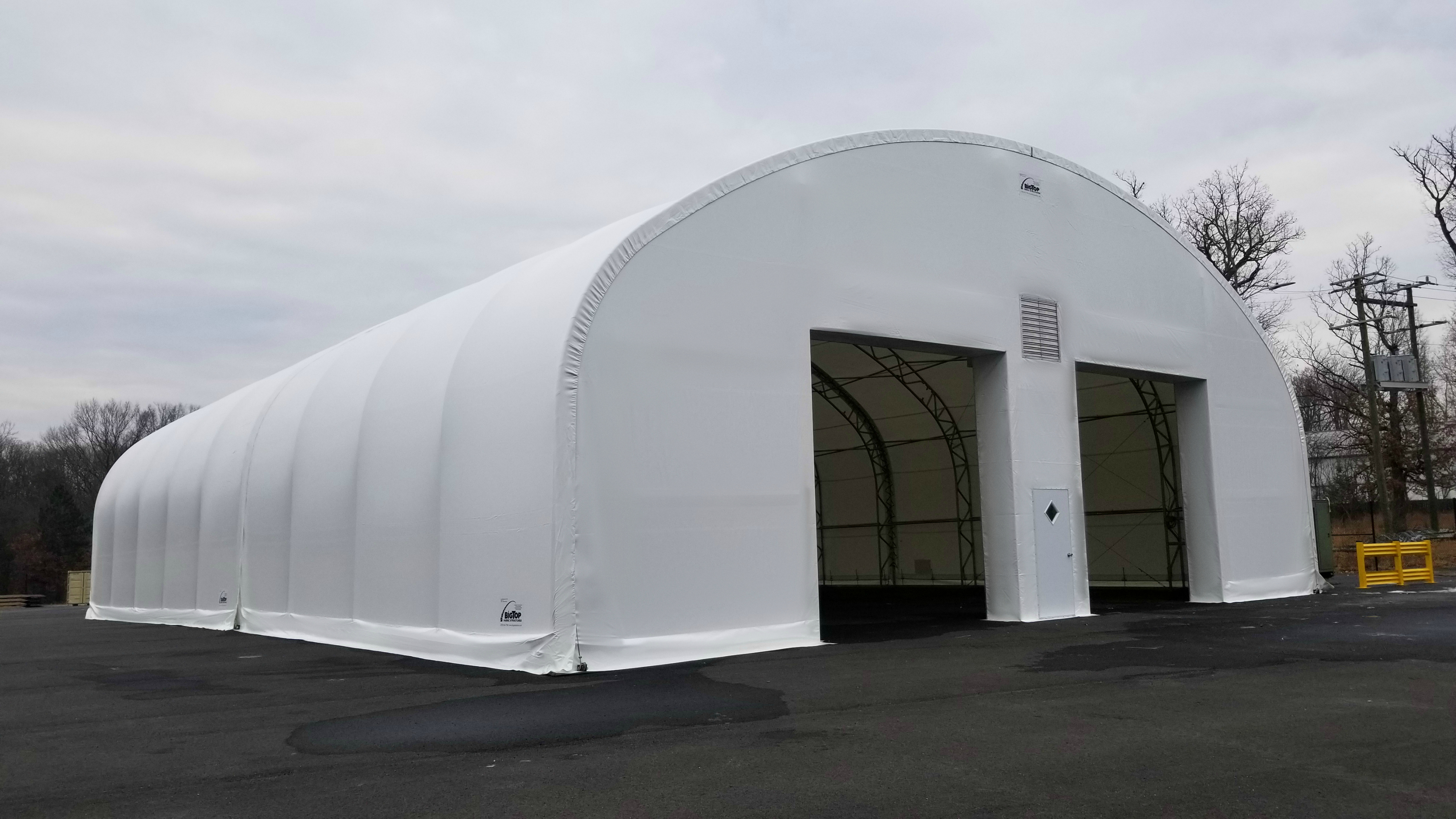 Large Area Maintenance Shelters Lams Big Top