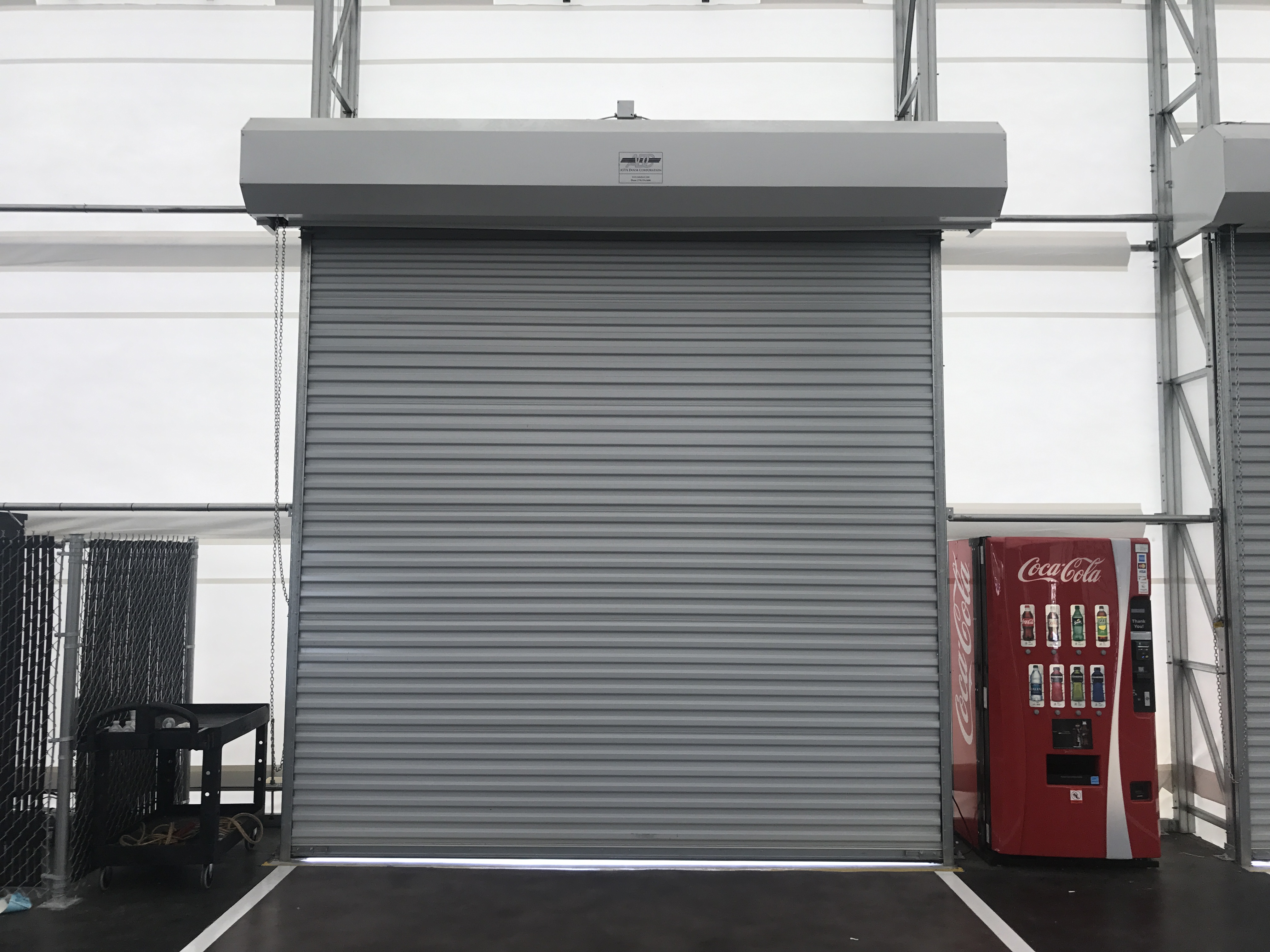 Door Options for Fabric Structures & Accessories Doors | Big Top Fabric Structures