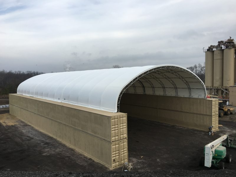 Custom Fabric Buildings & Shelters