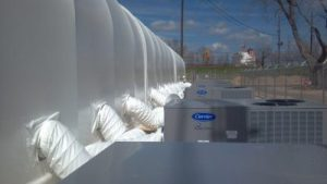 Controlled Humidity Protection Shelters