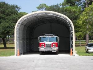EMS Shelters, Fabric Structures