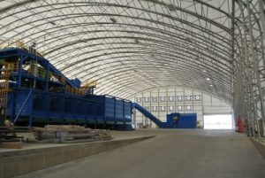 Fabric Structures, Warehousing, Bulk Storage