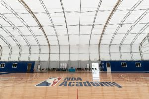NBA Academy Africa - Big Top Fabric Structures