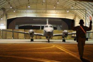 Fabric Hangar