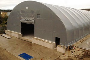 Fabric Structures, Buildings
